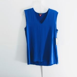 Vince Camuto /Sleeveless / Two toned color